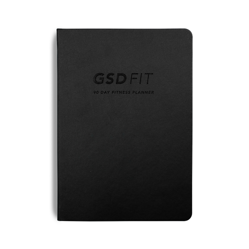 Mi Goals - GSD Fit A5 Fitness Journal