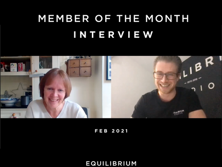 Member Of The Month Interview - February 2021