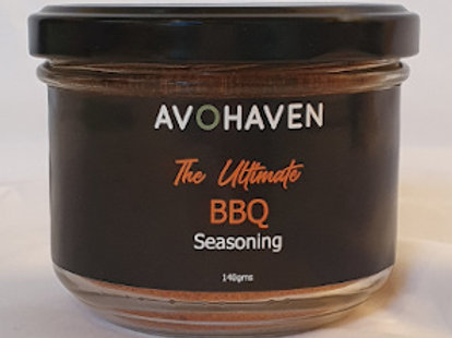 The Ultimate BBQ Seasoning