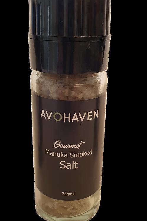 Manuka Smoked Salt