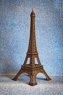 Eiffel tower miniature.jpg