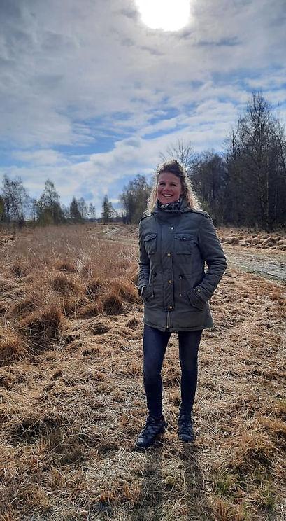 Walk&Talk Peelwandeling Peelvrouwke Bianca Teuwsen