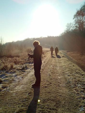 Winterwandeling Walk & Talk