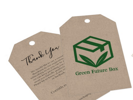Green Future Box: What will our boxes look like?