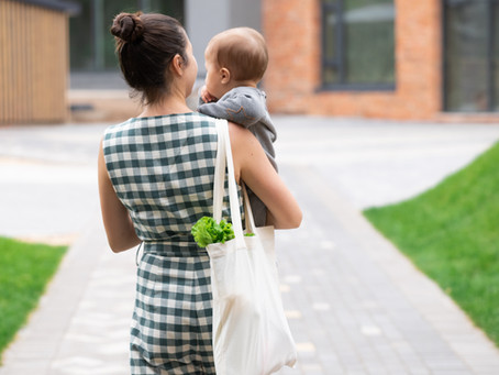 The Eco-friendly Mum and Reducing Plastic