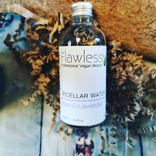 Micellar Water with Aloe & Lavender
