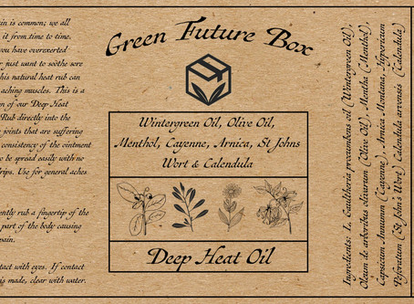 New Products from Green Future Box