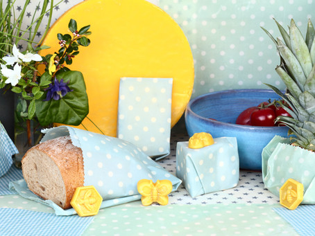 National Sandwich Month: Eco friendly Beeswax wraps
