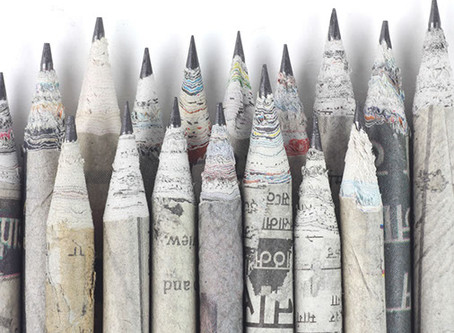 Why choose eco-friendly pencils?!