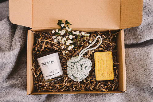 Therapy and Scent Gift Box