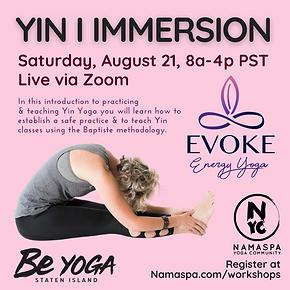 IG 2021 YIN I YOGA immersion -youtube th