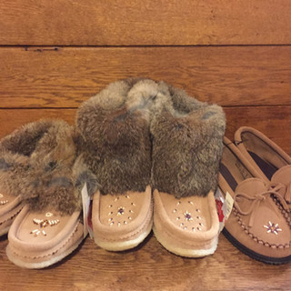 Canadian Made Moccasins