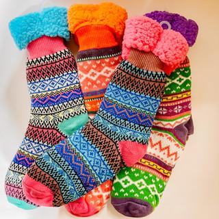 Snoozie Socks