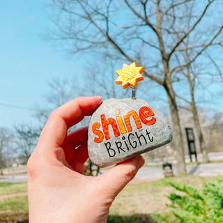 Shine Bright decor