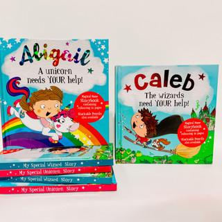 Personal children's books