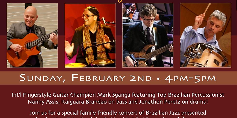 Bahia to Bergen Jazz Meets Samba Mark Sganga and Friends