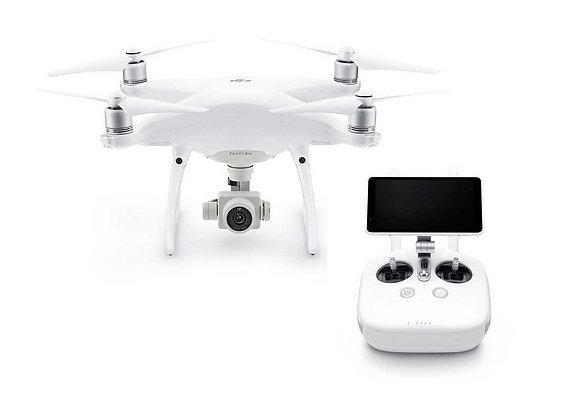 "DJI Phantom 4 Advanced+ Quadcopter With 5.5"" RC Screen"