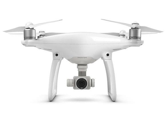 DJI Phantom 4 Quadcopter - 4K Camera, 28 Minute Battery Life