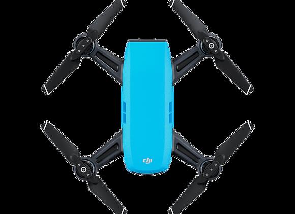 DJI Spark Mini - Sky Blue - 1080P Video 12MP Photos