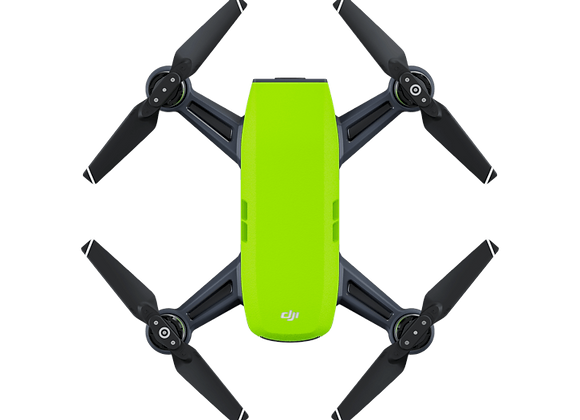 DJI Spark Mini - Meadow Green - 1080P Video 12MP Photos