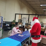 Santa and Jackie