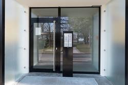 Porte pour hall