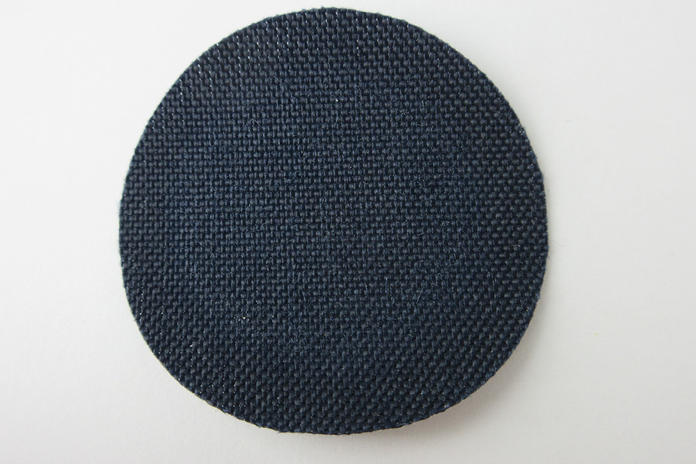 500D Nylon after 25,600 cycles of abrasion test