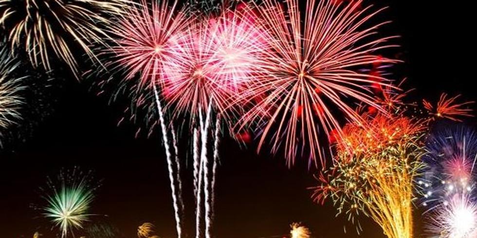 Despedida del año viejo y Bienvenida al año nuevo