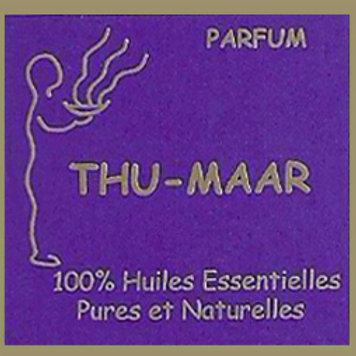 Parfum concentré - Encens - Thu-Maar- 10 ml