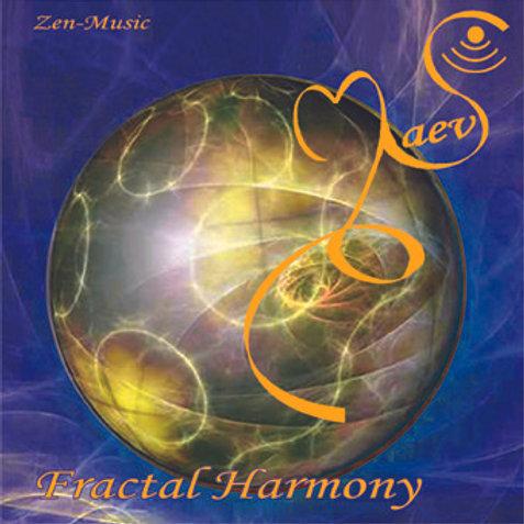 Série Univers- fractal Harmonie
