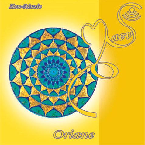 Série Mandala- Oriane