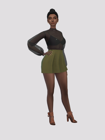 Calypso Skirt