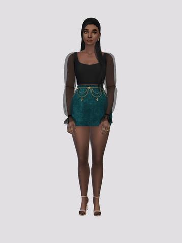 Magician Skirt