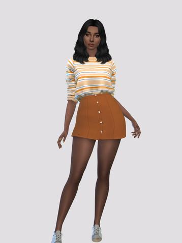Cassanova Skirt