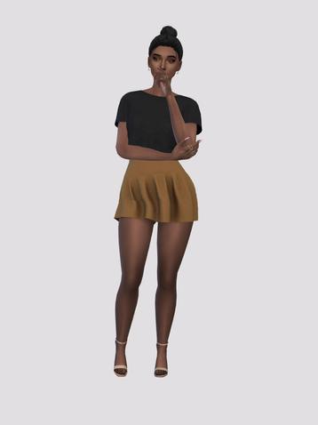 Diamandis Skirt