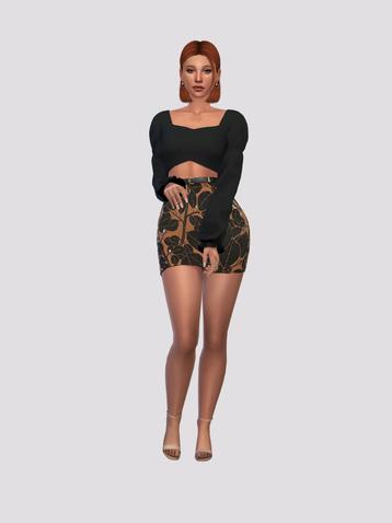 Rewind Skirt
