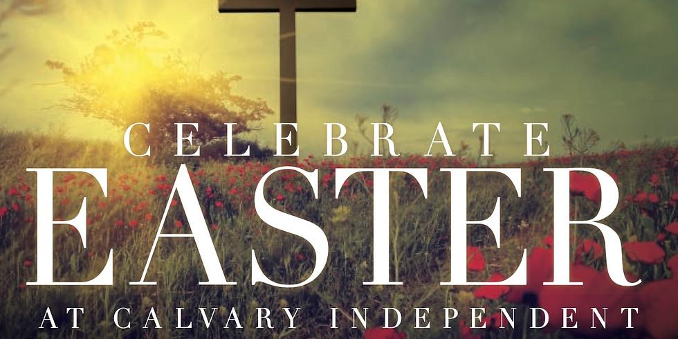 SS Easter Sunday @ CIBC