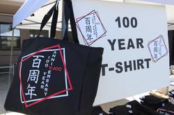 100th Anniv Tote & Tshirts