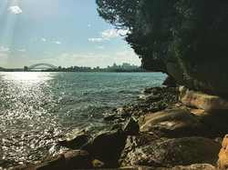 Sydney Harbour National Park_ Wow, what a stunning day today turned out to be! _Like all _nswnationa