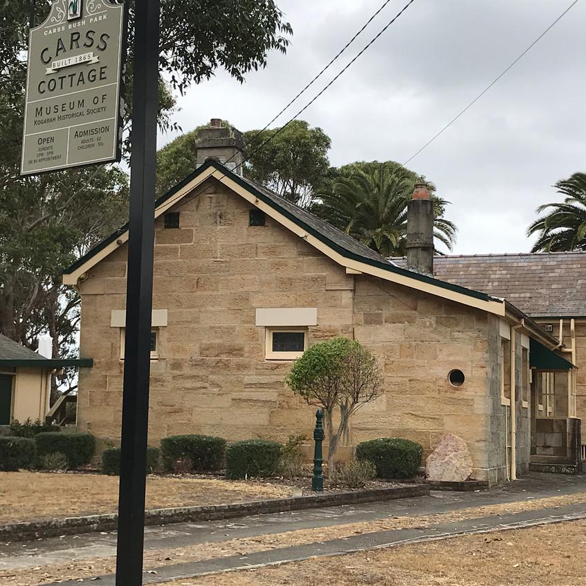 Carss Cottage Museum