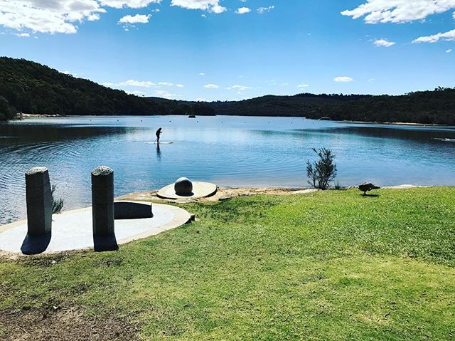 Manly Dam Reserve, Manly Vale_ _This is Gulgadya land