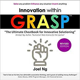 Book Cover - Innovation within GRASP Rev