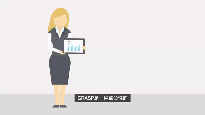 GRASP Design Thinking Course in chinese