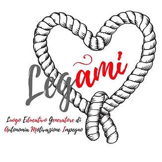 Logo di LEGAMI Luogo Educativo Generatore di Aut