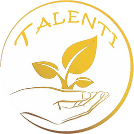 logo della comunità Educativa per Minori Talenti gestita da Chàrisma Cooperativa Sociale ONLUS