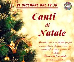 Canti tradizionali e dolcezze natali