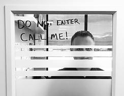 Don't Enter Call Clay