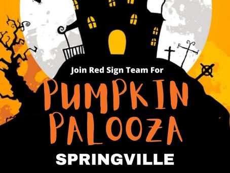 Pumpkin Palooza 2020