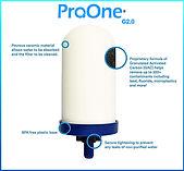 ProOneG20 Filter