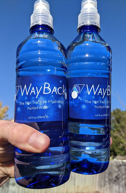 Wayback New Bottle
